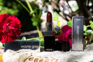 The Luxury Cream Lipstick Zinnia, The Wayne Goss The Luxury Lip Collection