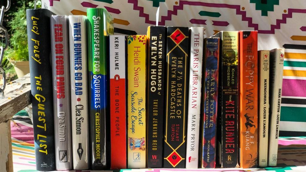 Summer Shelf Reads 2020 | Erica Robbin