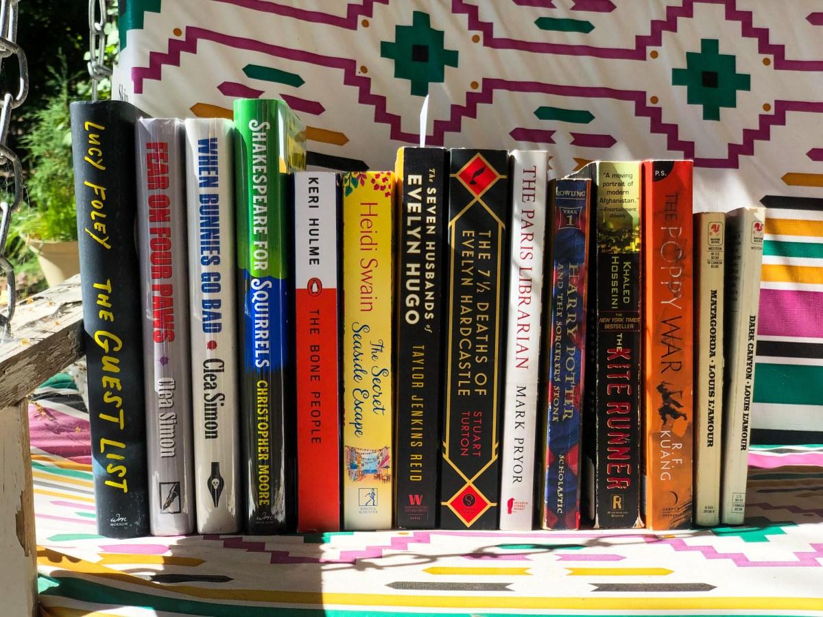 Summer Shelf Reads 2020