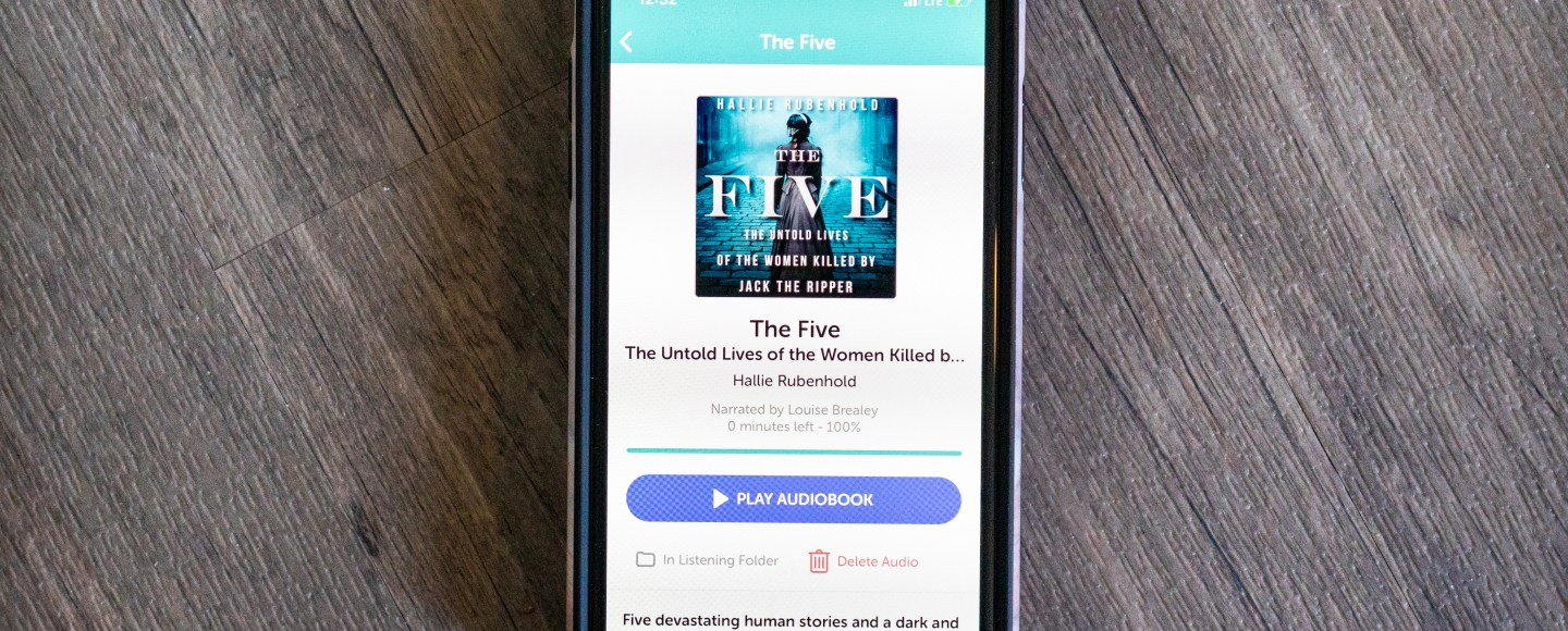 The Five: The Untold Lives of the Women Killed by Jack the Ripper by Hallie Rubenhold | Erica Robbin