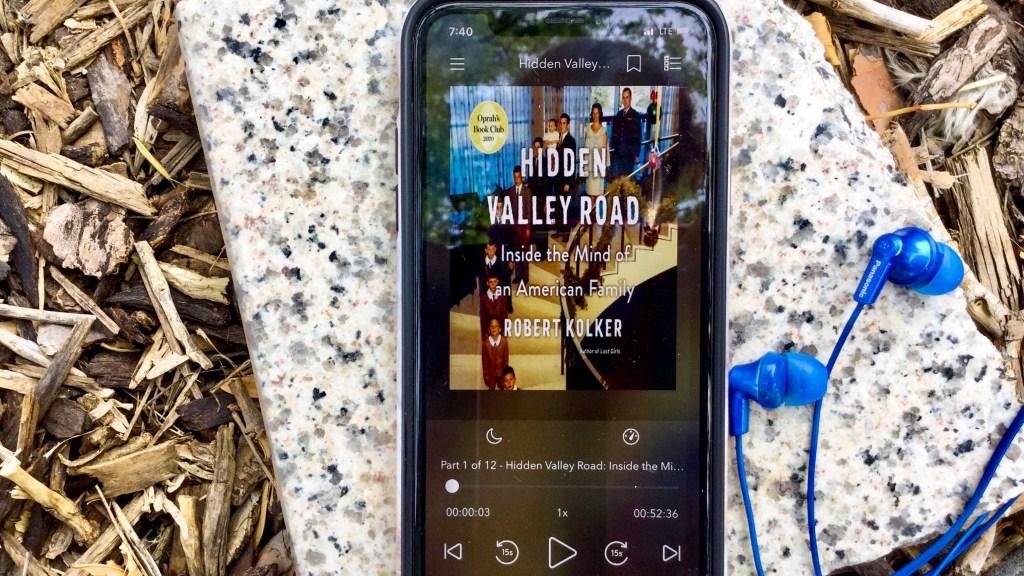 Hidden Valley Road by Robert Kolker | Erica Robbin