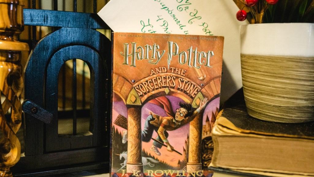 Harry Potter by J.K. Rowling | Erica Robbin