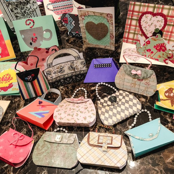 Cards and Purses | Erica Robbin