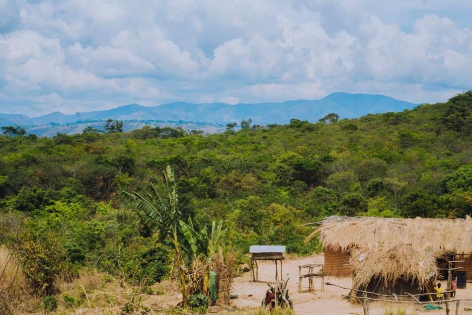 Malawi Village Landscape | Erica Robbin