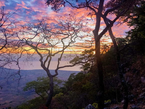 Mountain Sunrise Over Lake Malawi | Erica Robbin