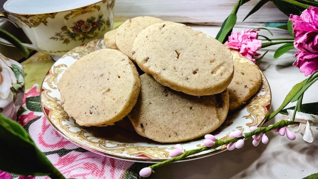 Anise Cutout Cookies | Erica Robbin