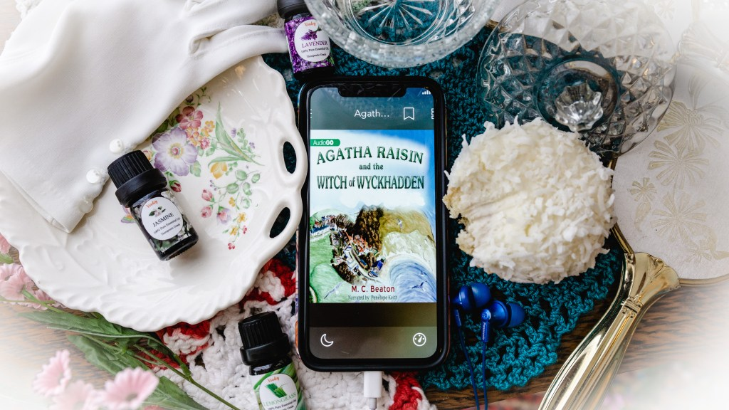 Agatha Raisin and the Witch of Wyckhadden by M.C. Beaton | Erica Robbin