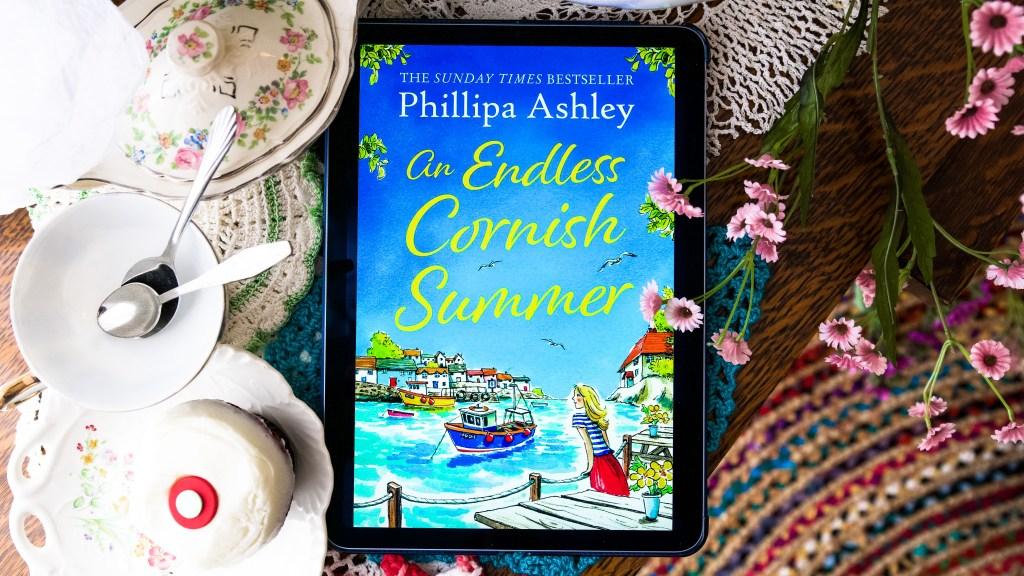 An Endless Cornish Summer by Phillipa Ashley | Erica Robbin