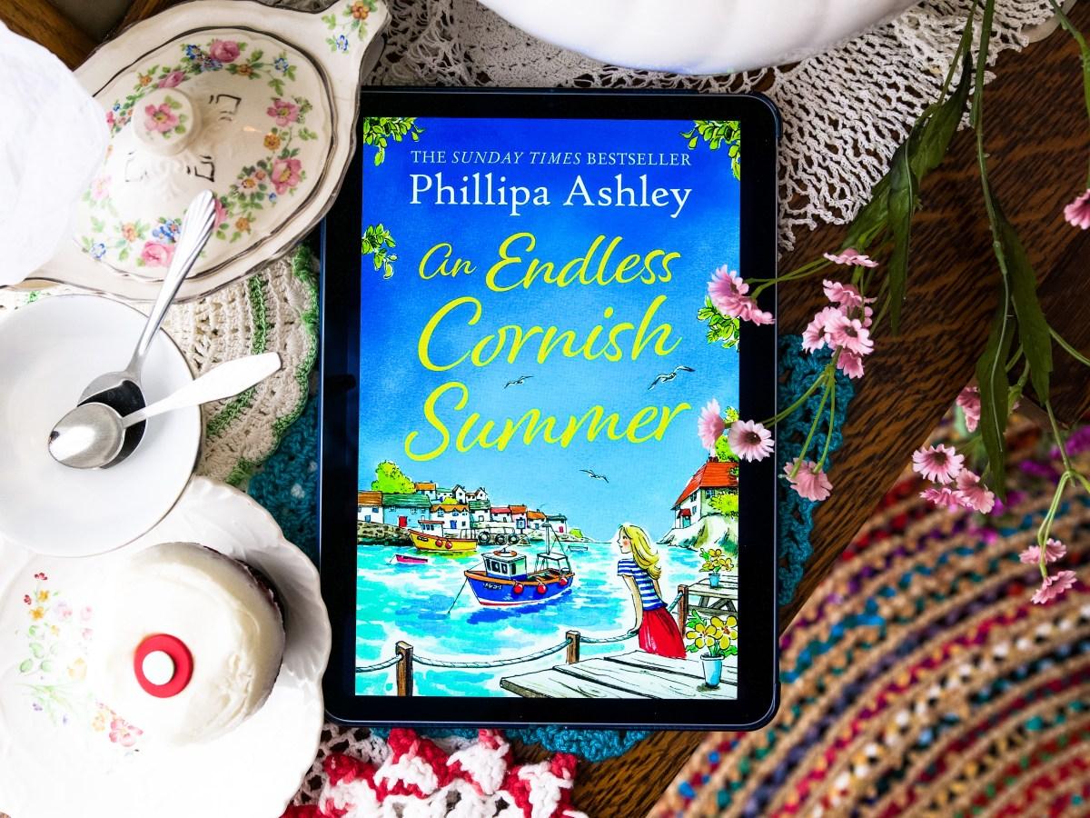 An Endless Cornish Summer by Phillipa Ashley   Erica Robbin