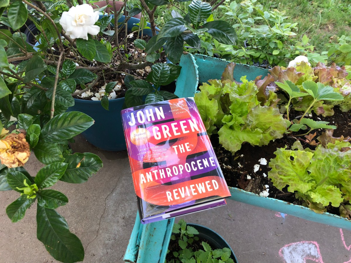 The Anthropocene Reviewed by John Green | Erica Robbin
