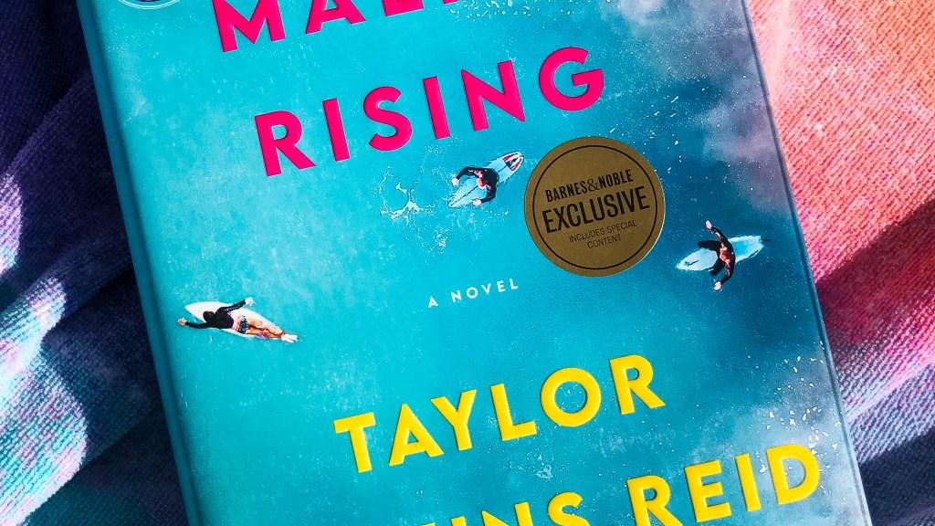 Malibu Rising by Taylor Jenkins Reid | Erica Robbin