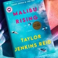 Malibu Rising by Taylor Jenkins Reid   Erica Robbin