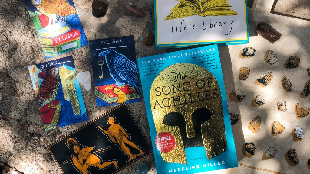 The Song of Achilles by Madeline Miller | Erica Robbin