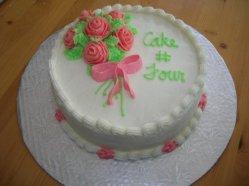 Final Cake Course 2