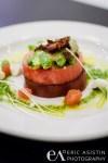 Watermelon tomatoe salad detail Tahoe City, CA