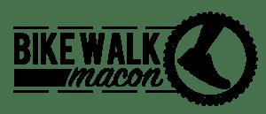 logo for Bike Walk Macon in Macon, Georgia