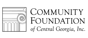 logo for Community Foundation of Central Georgia