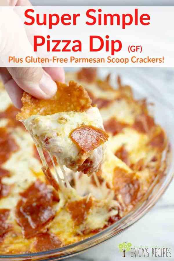 Super Simple Pizza Dip