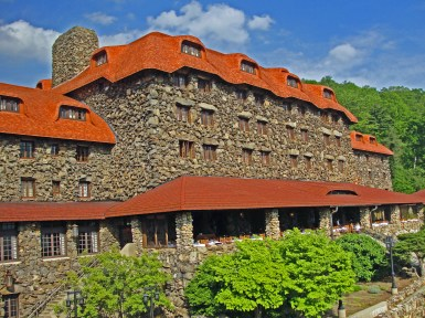 Grove Park Inn, Asheville, North Carolina
