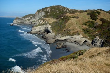 Cape Farewell, New Zealand