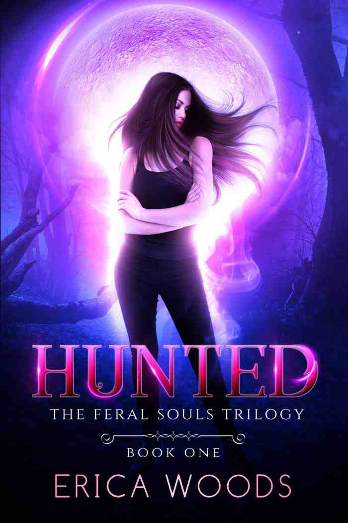Hunted - The Feral Souls Trilogy