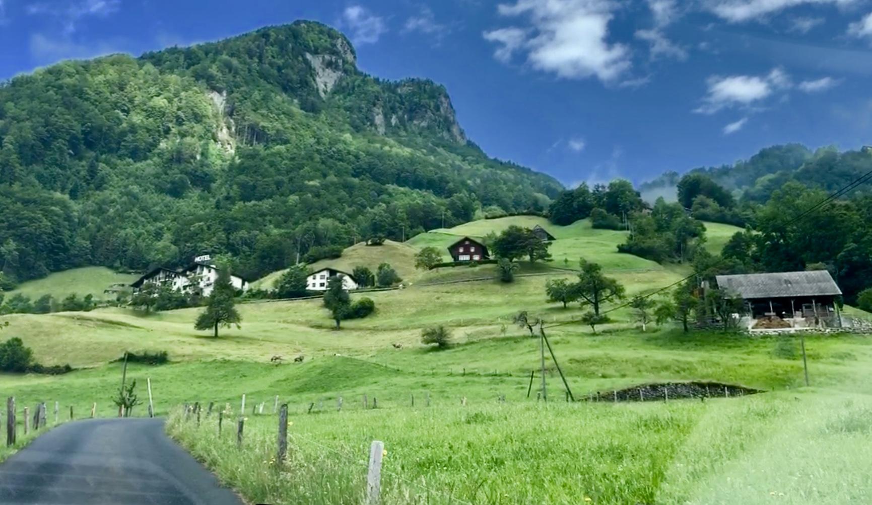 【入四森林差電】純凈之地:波光潾潾瑞士琉森湖 – 姿識是種態度