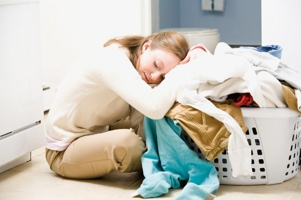 Image result for exhausted mom