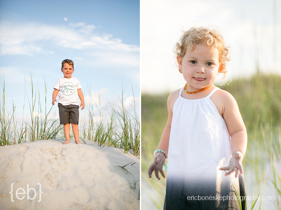 Wrightsville Beach Family Photography The Wards Eric