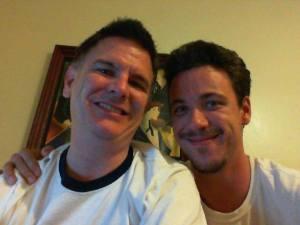Eric & Carleton 2011