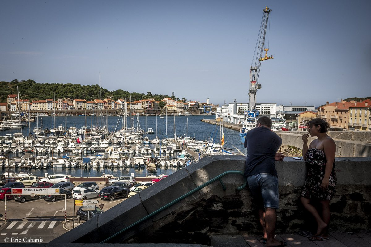 Port-Vendres le 26 juin 2020 Eric Cabanis Photojournalist