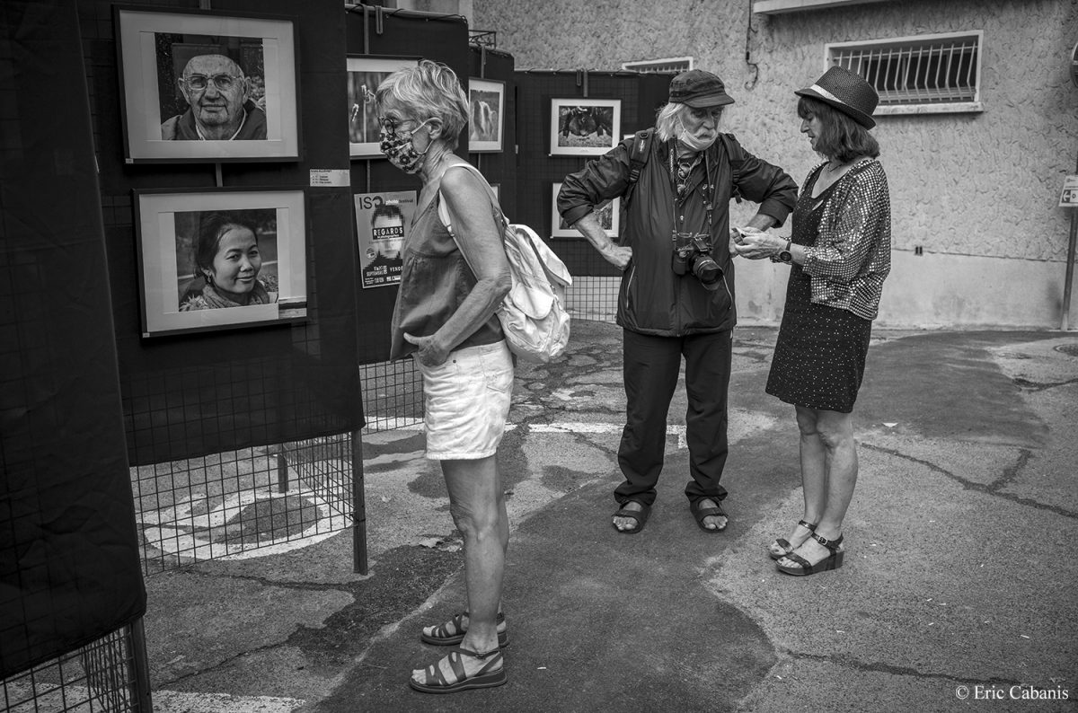 Exhibition of the Vendémian photo club on the village square on September 20, 2020 Eric Cabanis Photography