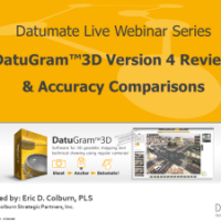 DatuGram™3D Version 4 Review & Accuracy Comparisons Webinar Recording