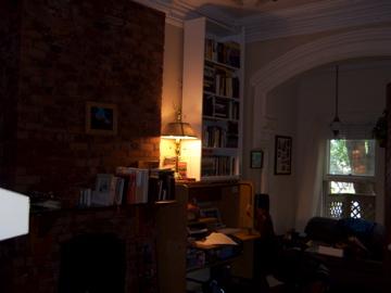 Living Room andDesk