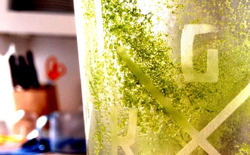 Wild Green Potion