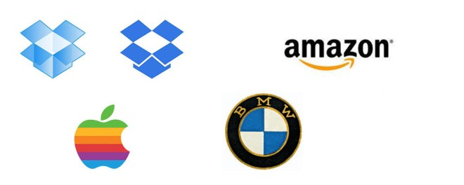 logo-dropbox-amazon-apple-bmw-brand-consistency