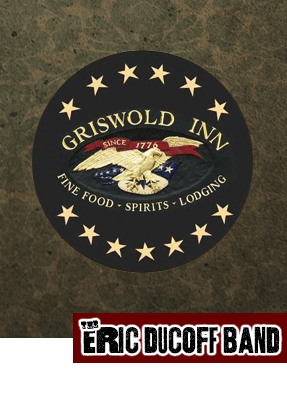 Eric Ducoff Band at the Griswold Inn - Essex CT