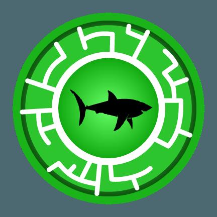 Shark Creature Power Disc my