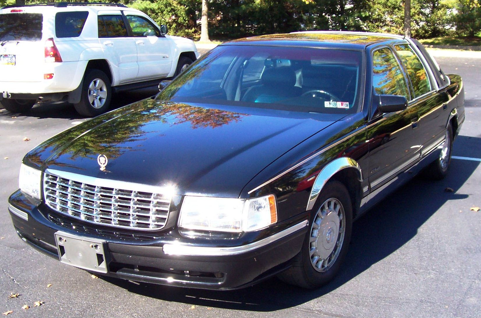 hight resolution of for sale by owner 1998 cadillac deville d elegance 4 door sedan 3 995 royersford pa 19468