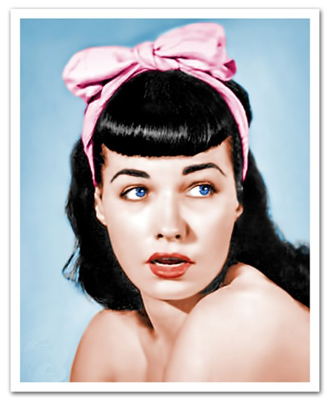 Bettie Page 2014 Edition