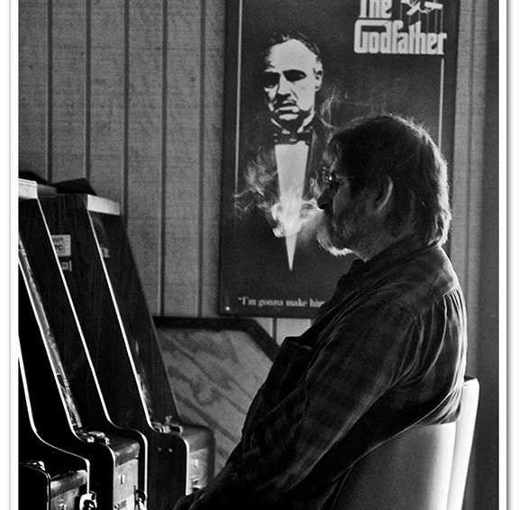Photo Study: The Gambler