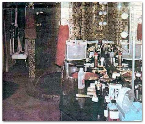 Elvis Bathroom Photo