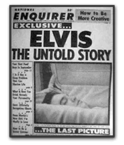 Elvis Death Photo 1