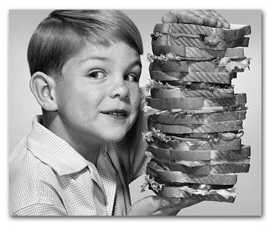 Sandwich Boy