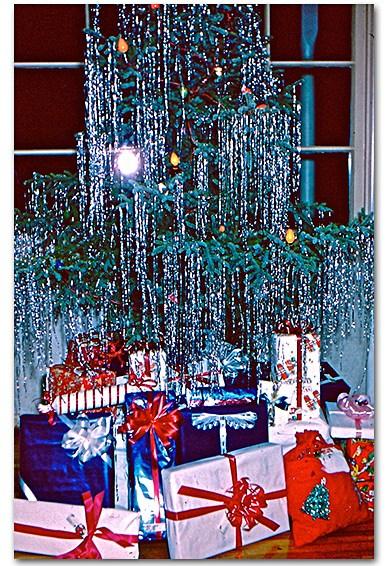 Christmas Kodachrome