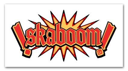 Skaboom Logo by Eric Hatheway