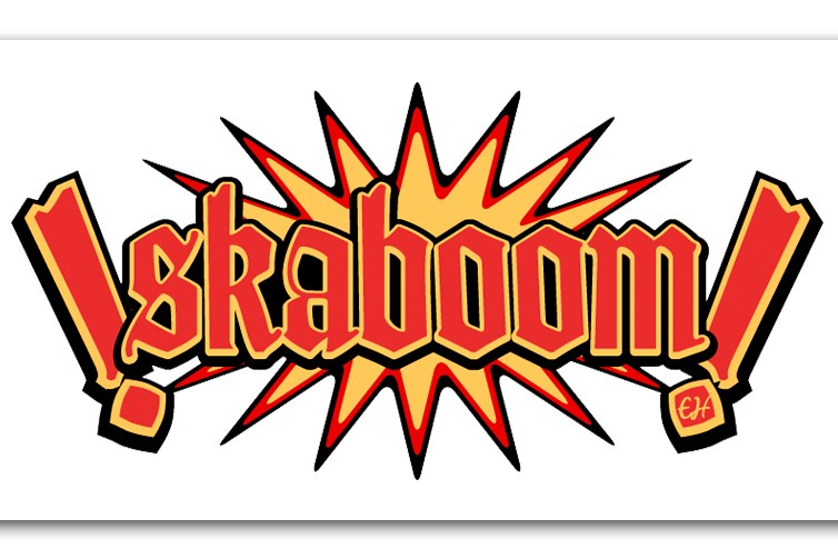 The Skaboom T-Shirt