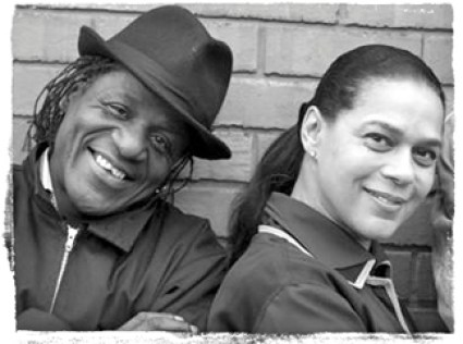 Neville Staples & Pauline Black