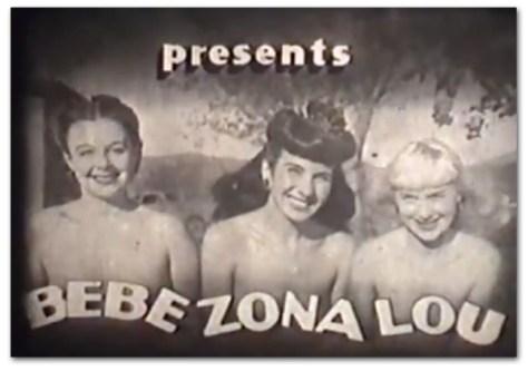 Bebe Zona Lou