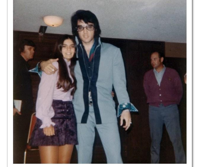 Polaroids With Elvis