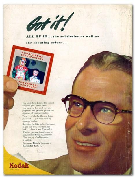 Kodachrome Ad